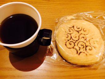 かたパン コーヒー